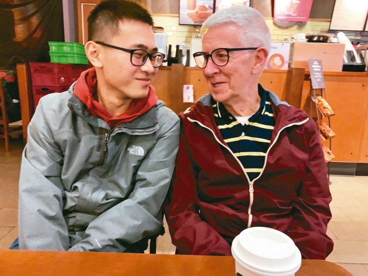 Taiwanese man to wed British man despite 51-year age difference